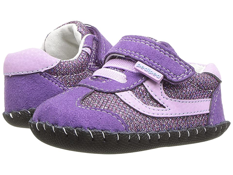 pediped Cliff Originals (Infant) (Purple/Lily) Girl