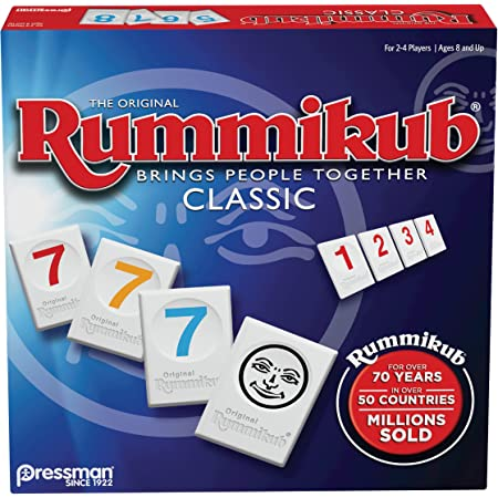 ラミィキューブ (Rummikub: The Original) ボードゲーム
