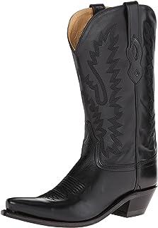 Old West Boots Women's LF1510 Black 7.5 B US
