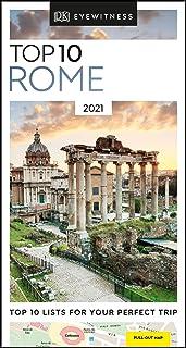 DK Eyewitness Top 10 Rome: 2021 (Travel Guide)