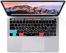 Apple Garageband Keyboard Cover for MacBook Pro with Touchbar 13