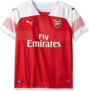 PUMA Men's Arsenal Fc Home Shirt Replica Ss Kids Wi