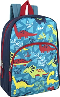 Trail maker Kids Character Backpacks for Boys & Girls (15�) with Adjustable, Padded Back Straps