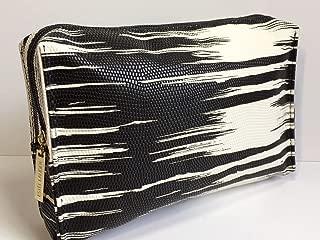 Estee Lauder Cosmetic Bag Black & White