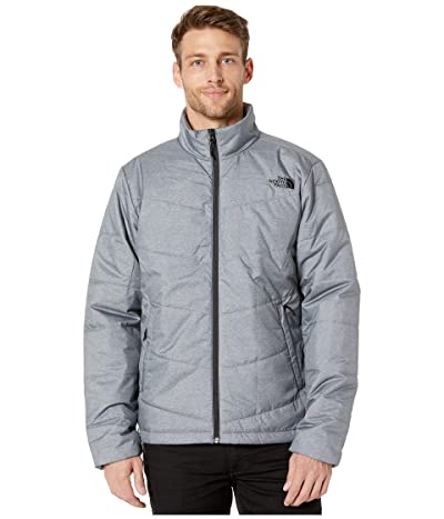 The North Face Junction Insulated Jacket (TNF Medium Grey Heather) Men