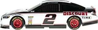 Lionel Racing 14854 NASCAR Authentics 2018 Brad Keselowski #2 Tire Lionel Racing Diecast, White, Red, Black; 1: 24 Scale