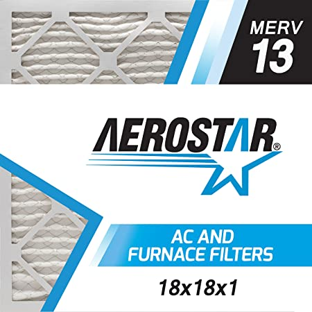 Nordic Pure 9x11x1 Exact MERV 12 Pleated AC Furnace Air Filters 2 Pack