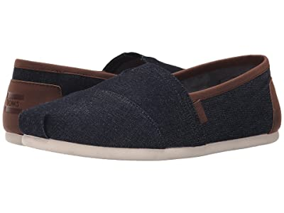 TOMS Seasonal Classics (Dark Denim 2) Men
