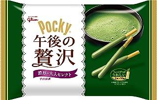 江崎グリコ ポッキー午後の贅沢<宇治抹茶> 20本