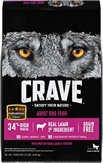 Crave Grain Protein Venison Adult
