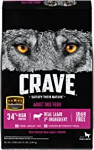 Crave Grain Free Adult Dry Dog Food With Protein