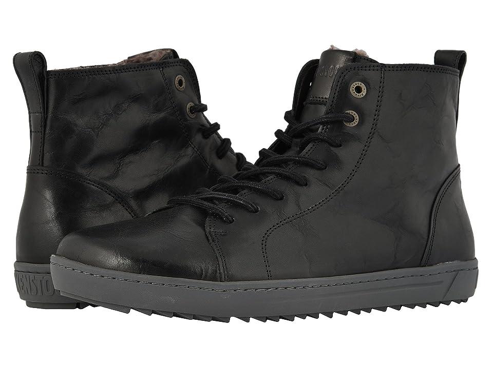 Birkenstock Bartlett (Black/Black Leather) Men