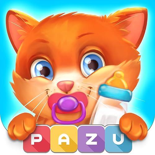 Cat Daycare jugar a cuidar y vestir juegos de mascotas virtuales
