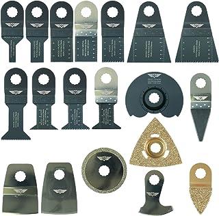 19 x TopsTools RVK19 mezcla de cuchillas para Draper MT250A