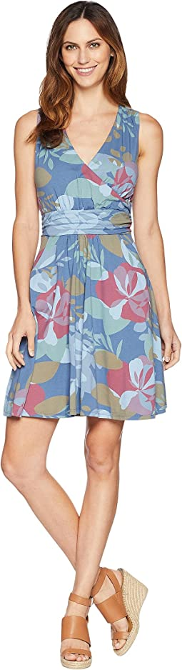 Fresh Blossom Lily Tank Dress