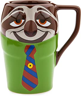 zootopia sloth mug