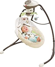 fisher price swing max weight