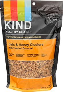 KIND Oats & Honey Clusters With Toasted Coconut, 11 Oz