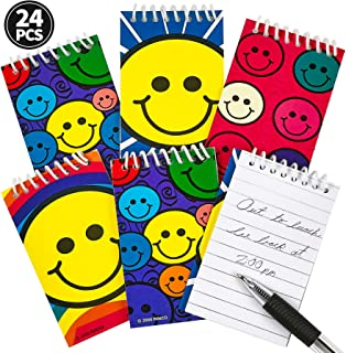 Mini Spiral Notepads - (Pack of 24) 2.4