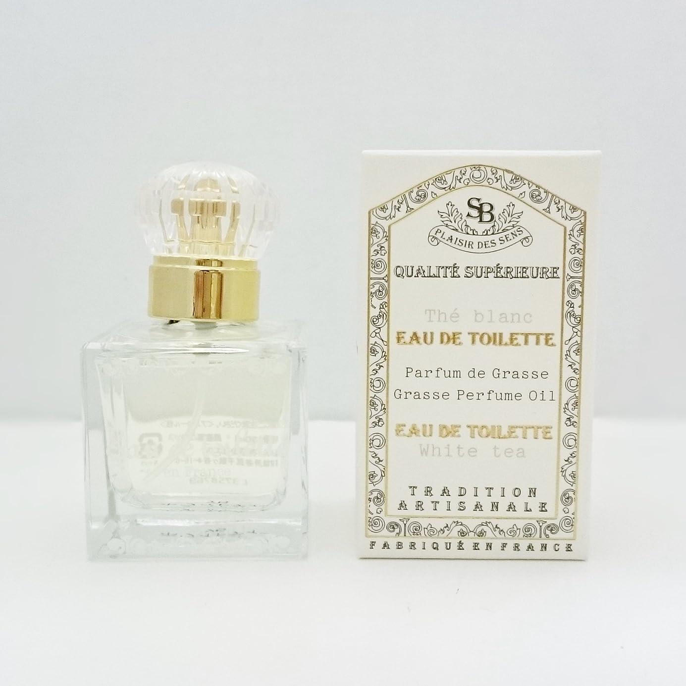 独占根拠力学Senteur et Beaute(サンタールエボーテ) フレンチクラシックシリーズ オードトワレ 30ml 「ホワイトティー」 4994228021908