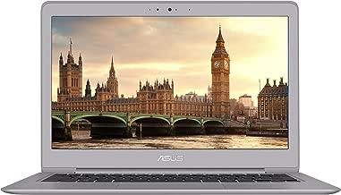 "Asus ZenBook 13 Ultra-Slim Laptop, 13.3"" Full HD, 8th Gen Intel i5-8250U Processor, 8GB RAM, 256GB M.2 SSD, Backlit Kbd, Fingerprint Reader, Windows 10, Grey, UX330UA-AH55"
