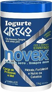 Creme de Tratamento Iogurte Grego 1 kg, Novex