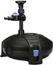 Aquascape 91014 AquaJet 600 Submersible Pump for Ponds, Fountains, Waterfalls, and Filters, 525 GPH