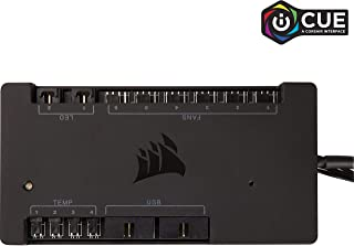 Corsair CL-9011110-WW Commander PRO Digital Fan and RGB Lighting Controller