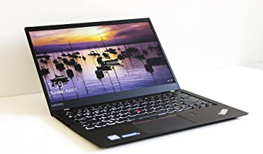 ThinkPad X1 Carbon (5th Gen) - Black 20K4S0EB00 Intel Core i5-6200U Memory: 8 GB Hard Drive: 512 GB SSD 14
