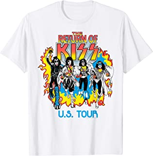KISS - Return of KISS T-Shirt