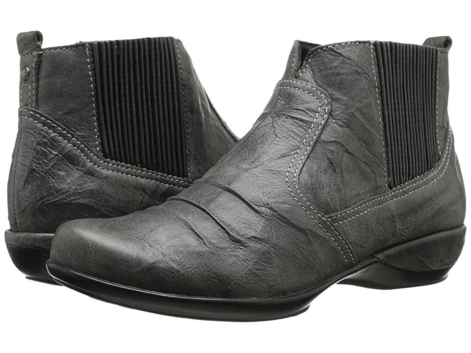 Aetrex Kailey Ankle Boot (Graphite) Women