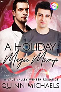 A Holiday Magic Mixup: A Winter Romance (Vale Valley Book 7)