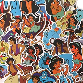 39pcs Aladdin and The Magic lamp Creative Badge DIY stickers PC Wall Notebook Phone case Motor Scrapbooking Album