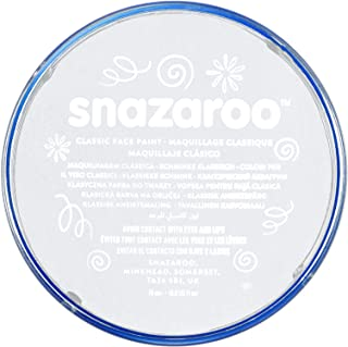 Snazaroo 1118000 Classic Face Paint, 18ml, White