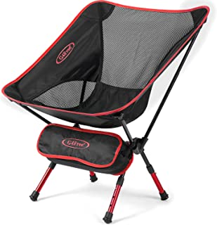G4Free Portable Camping Chair Lightweight Folding for Outdoor Backpacking Hiking