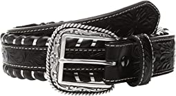 Ariat - Embossed Center Belt