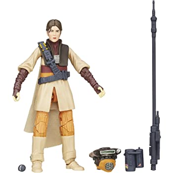 Amazon Com Star Wars The Black Series Princess Leia In Boushh 6 Action Figure Toys Games