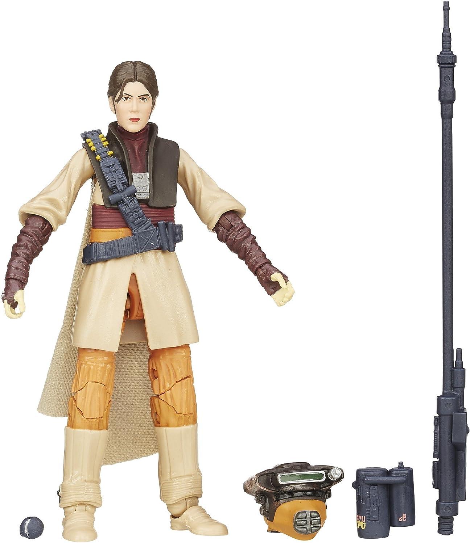 Hasbro  Figurine Star Wars Black Series  Leia Boushh 15cm  0630509283859