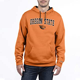 Top of the World NCAA Mens Hoodie Sweatshirt Team Applique Arch