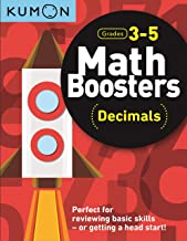 Math Boosters: Decimals (Grades 3-5)
