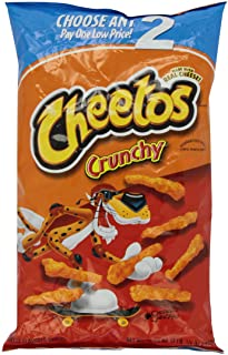 Cheetos Flavored Snacks, Crunchy Cheese, 16.25 Ounce