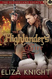 The Highlander's Gift (The Sutherland Legacy)