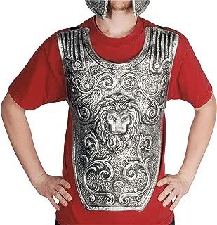 plastic roman armor