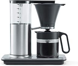 Wilfa kaffebryggare – av stål, med 1,25 l kapacitet och automatiskt droppstopp