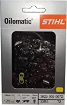 Stihl 33RS-72 Oilomatic Rapid Super Saw Chain, 20