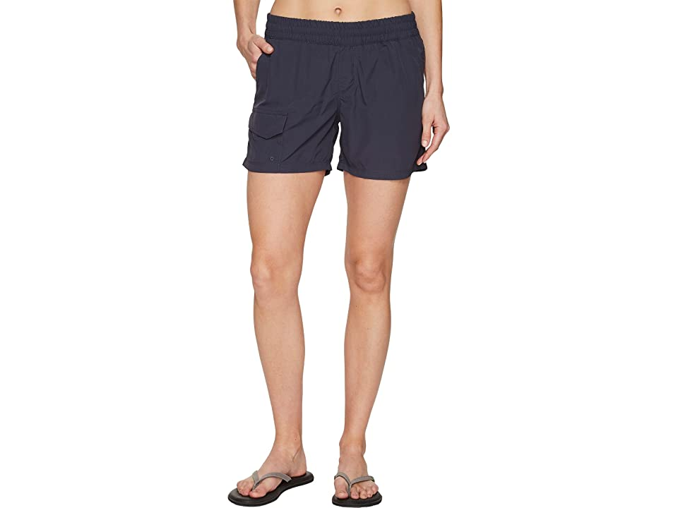 Columbia Silver Ridge Pull On Shorts (India Ink) Women