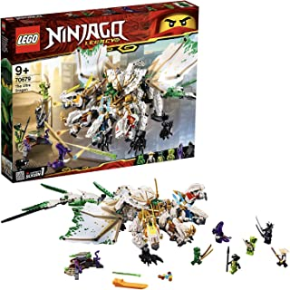 LEGO Ninjago The Ultra Dragon for age 9+ years old 70679