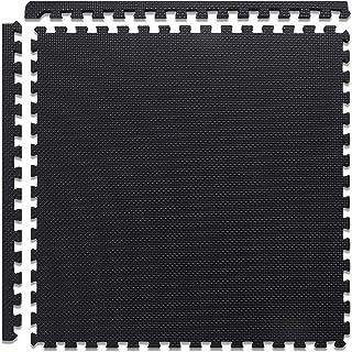 KINGBOS トレーニング エクササイズ用ジョイントマット 防音 キズ防止 振動吸収 45cm×45cm×1.0cm/2.0cm 8/16枚セット