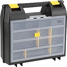 Stanley 1-92-734 Gereedschapskoffer met organizer (36 x 14 x 33 cm, koffer voor elektrisch gereedschap, met schuimrubberen...