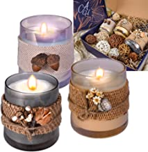 Le Sens Amazing Home Candle Holder Set House Decor Centerpiece 11 inches, Festive Wedding Rustic Family Candles Marriage C...